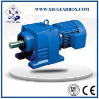 Buy cheap R series helical gearbox R series single helical gear reducer from wholesalers