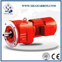 Buy cheap R series helical gearbox RF series china helical geared motor from wholesalers