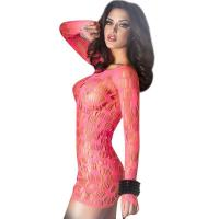 Quality Red hollow out sexy babydolls for womenC346536A US$3.95 for sale