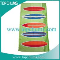 Quality personalised beach towel bt0089 for sale