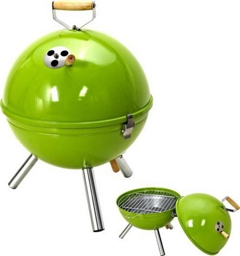 Buy 14inch FootBall Round BBQ Grill at wholesale prices