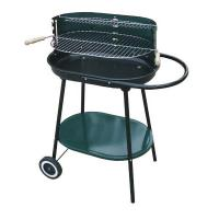 Quality Oval Tray Windproof Camping BBQ Grill for sale