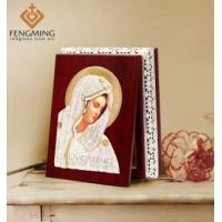 Virgin mary religious icons gift box keepsake