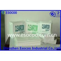 Quality Cleanroom wipe nonwoven lint-free cleanroom cleans wipes for sale