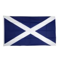 Quality Country Flags Scotland Flag 3x5ft. / 90x150 Cm for sale