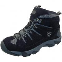 Quality Ad Tec Men's Wide 6 In. Work Hiker - Black/Gray for sale