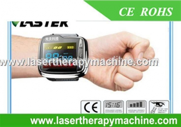Buy 2016 Control blood pressure 650nm soft laser healthy natural dropshipping smart watch at wholesale prices