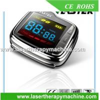 Quality painless noninvasive green product laser therapy reduce blood cholesterol hot sell product for sale