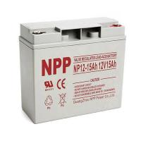 Quality 12V15Ah Long Lasting Fire Fighting Battery Passing CE UL ISO for sale