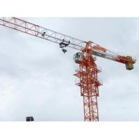 Quality 4t Mini P4810/5010 Topless Tower Crane Manufacturers for sale