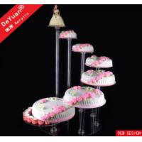 Quality Acrylic Cake Stand acrylic cake stand for sale