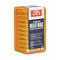 Quality CCI/Speer Maxi-Mag, 22WMR, 40 Grain, Total Metal Jacket, 50 Round Box for sale