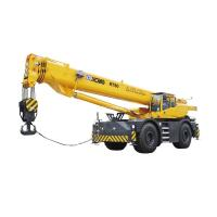 RT80 Rough terrain crane-XCMG Rough-terrain crane