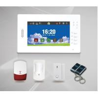 Quality GSM alarm system Wireless Full Touch for sale