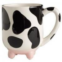 Quality Big Udder Cow Mug for sale