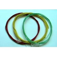Low Loss Flexible Microwave Cable PTFE Film Wrapping Wire