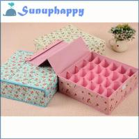 Quality Factory supplier wholesale custom socks and underwear storage box for sale