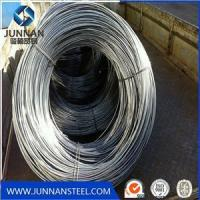 Quality hot selling galvanized wire rod low carbon wire rod for sale
