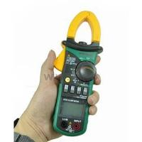 China M047 New MASTECH Professional MS2108A 4000 Counts AC DC Current Clamp Meter Backlight on sale