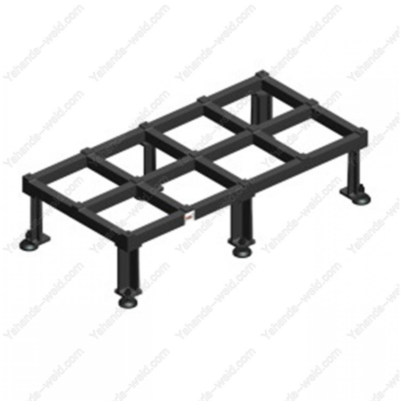 Buy cheap 3D Welding Tables frame legs from wholesalers