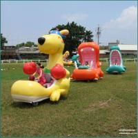 Quality Water Mechanical Inflatable Car FLCB-A30001 for sale