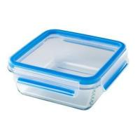 Quality Glass Food Storage 950 ml Zyliss Fresh GLASS Lunch Container (Square) for sale