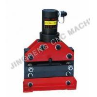 Buy cheap CWC-150 Portable Copper Aluminum Busbar Cutting Machine from wholesalers
