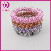 TPU Material Telephone Wire Hair Band in Different Size