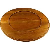 China Cheap Acacia Wood Customer Divided Wooden Tray