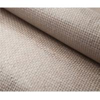 Quality Coated Burlap Jute Fabric for Shopping Bags and Flower Pots for sale
