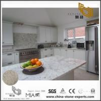 Quality Beautiful Different Quality andromeda White Granite Countertops for Bathroom New Options for sale