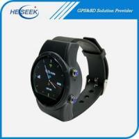 China Personal Locator Tracking Device GPS Watch on sale