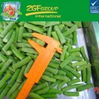 China IQF cut green beans on sale