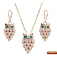 Buy cheap Fashion Crystal Jewelry Sets For Girls/Women from wholesalers