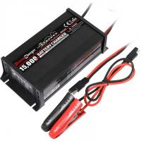 Buy cheap 12 Volt 15 Amp Automatic 7 Stage SLA AGM GEL WET Car Battery Float Charger Maintainer from wholesalers