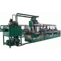 Quality 100-125mm Resin semi-automatic pusher abrasive cutting wheel making machine for sale