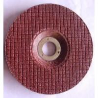 Quality Red Flexible Abrasive Wheel for sale