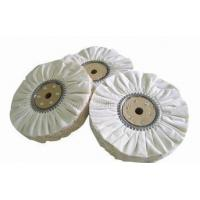 Quality Wind Cloth Wheel for gold fine polishing for sale