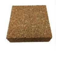 "Quality ARTS & CRAFTS Cork Block - 4"" x 4"" x 1.25"" for sale"