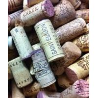 Quality ARTS & CRAFTS Recycled Wine Corks- Unsorted - Bag of 100 for sale