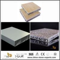 Buy cheap Aluminium Honeycomb Panel Composite Tile with Marble for Kitchen & Bathroom Design from wholesalers