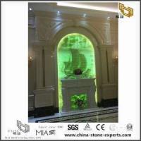 Buy cheap Latest Design Custom Golden & Green Charm Quality Marble Background with Discount Cost from wholesalers