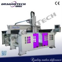 Buy cheap 4 axis cnc router DT4A2040 from wholesalers