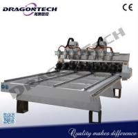 Buy cheap multi spindles 4 axis machine with 8 rotary without tableDT2030R8 from wholesalers