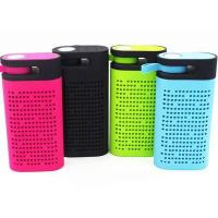 Buy cheap Quality bluetooth speakers with power bank from wholesalers