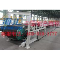 Buy cheap Large volume planar turning belt conveyor with long di from wholesalers