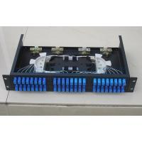 Quality Rack - test 48 - core optical fiber cable terminal box B for sale