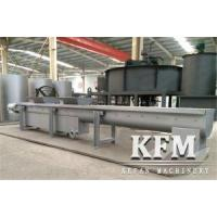 Buy cheap Flexible Spiral Screw Conveyor Feeder Machine from wholesalers
