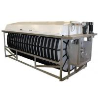 Quality Chamber filter press Advanced treatment system for sale