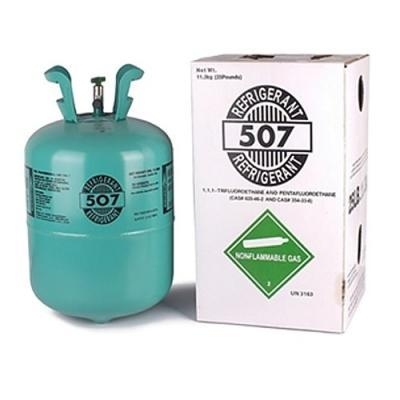 Buy R507 Refrigerant Gas THE NEW ENVIRONMENTAL PROTECTION REFRIGERANT at wholesale prices